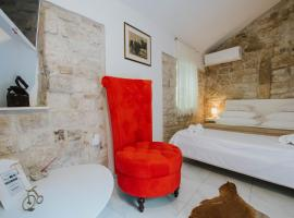 Apartment Toma, room in Trogir
