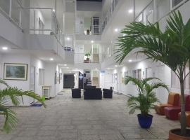 Caribbean Island Hotel Piso 2, apartamento en San Andrés