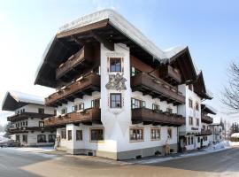 Hotel Kirchenwirt, отель в городе Кирхберг-ин-Тироль
