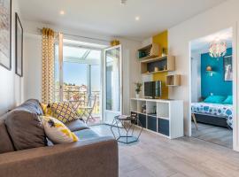 Confort-Appartement Cosy Milady, hôtel à Anglet près de: Universite de Pau et des Pays de l'Adour