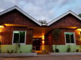 Double J Hotel and Restaurant, hotel in Panglao Island