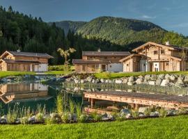 Relais & Châteaux Gut Steinbach Hotel & Chalets, отель в Райт-им-Винкле