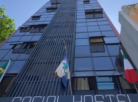 Social Hostel, hotel in Rio de Janeiro