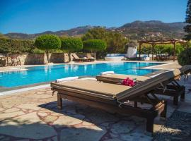 Sitia Oceanides, accessible hotel in Sitia