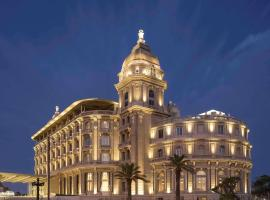 Sofitel Montevideo Casino Carrasco & Spa, hotel en Montevideo