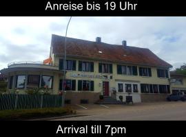 Hotel Garni Jesch, Hotel in Lörrach