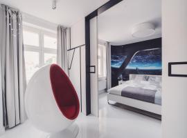 Kosmos 9 - Apartament Orbita – obiekty na wynajem sezonowy w Toruniu