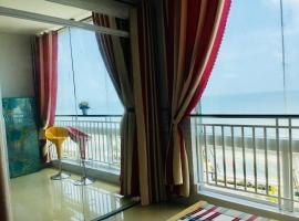 Căn hộ nghỉ dưỡng 2 Blue sea, khách sạn có hồ bơi ở Vũng Tàu