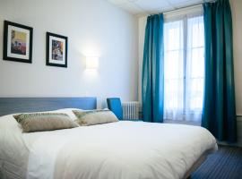 Citotel Le Carmin, hotel near Perret Model Appartment, Le Havre