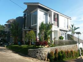 villa di batu kamar tidur 5, pet-friendly hotel in Batu