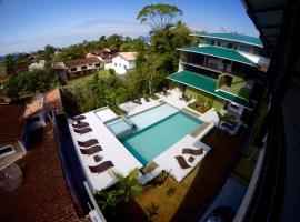 Luz da Lua Pousada, family hotel in Ubatuba