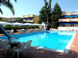 Hotel Seven Residence, hotel with pools in Palinuro