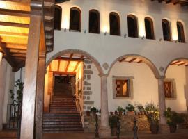 Hotel Rural Abadía de Yuste, hotel cerca de Reserva Natural Garganta de los Infiernos, Cuacos de Yuste