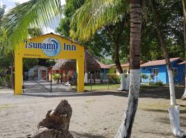 Tsunami Inn, inn in Puerto Armuelles