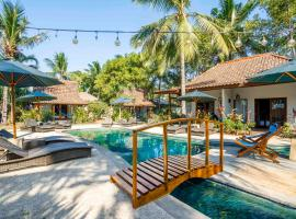 Coconut Garden Resort, hotel in Gili Trawangan
