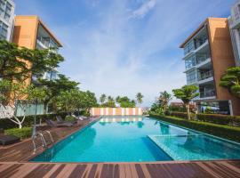 At Seacondo-2 Bedrooms-B35, hotell sihtkohas Klong Muang Beach