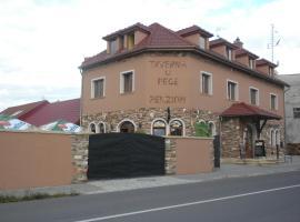 Penzion No. 1, penzion v destinaci Olomouc