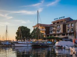 Hotel Marina, hotel in Izola
