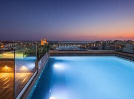 Solana Hotel & Spa, hotel in Mellieħa