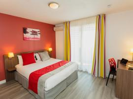 Appart-Hôtel Mer & Golf City Perpignan Centre, hotel in Perpignan
