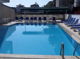 Glaros Hotel, отель в городе Аланья
