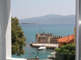 Amaryllis, hotel in Nafpaktos