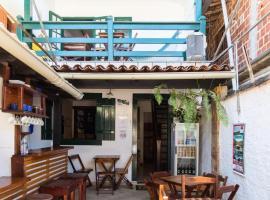Hospedaria O Portal, hostel in Paraty