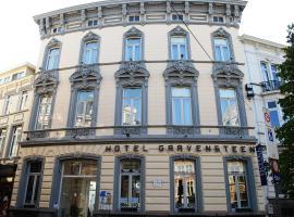 Hotel Gravensteen, hotel in Ghent