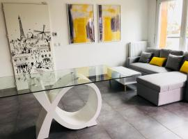 Modern apartment Paris Disneyland, hotel cerca de Disneyland Paris, Chessy