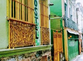 Lapa Casa Hostel, hostel di Rio de Janeiro