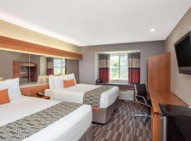 Microtel Inn & Suites by Wyndham Springfield, hotel in Springfield