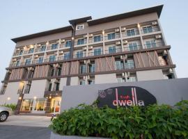 Dwella Suvarnabhumi, hotel in zona Aeroporto di Bangkok-Suvarnabhumi - BKK,
