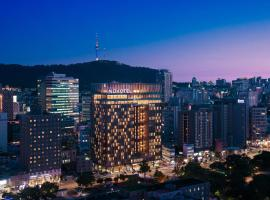 Novotel Ambassador Seoul Dongdaemun Hotels & Residences, hotel u gradu Seul