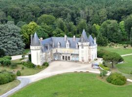 Domaine de Bort, hôtel à Saint-Priest-Taurion près de: Golf de la Porcelaine
