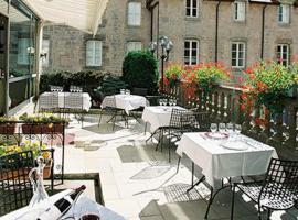 Hôtel Le Cheval Blanc、ラングルのホテル