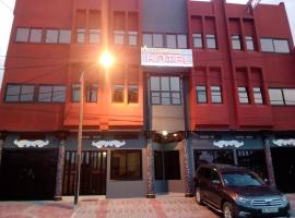 Diamond hotel, hotel in Cotonou