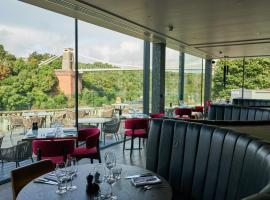 Avon Gorge by Hotel du Vin, hotel near Clifton College, Bristol