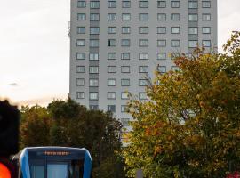 Forenom Aparthotel Stockholm Alvik, apartment in Stockholm