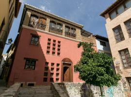 Charming Andalusian House, villa en Granada