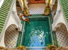 Riad Jemaa El Fna & Spa, hotel in Marrakesh