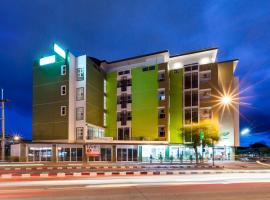 Je T'aime Hotel, hotel in Trang