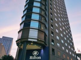 Hilton Boston Back Bay, отель в Бостоне