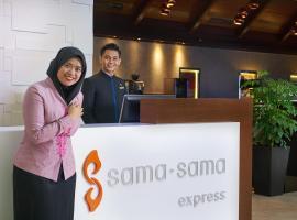 Sama Sama Express KLIA (Airside Transit Hotel), hotel near Kuala Lumpur International Airport - KUL,