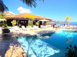Hotel El Cazar, hotel perto de Praia das Virgens, Búzios