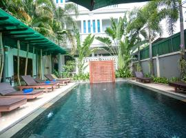 Tanei Boutique Villa, hotel near Major Cineplex Siem Reap, Siem Reap