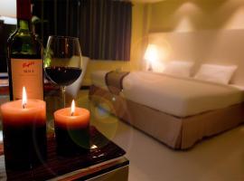 โรงแรมโฟร์ทีนอะเกน เกสต์เฮาส์ในพัทยากลาง