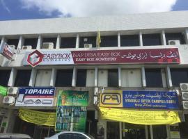 Easybox Homestay, hotel in Bandar Seri Begawan