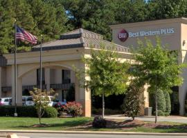 Best Western Plus Cary - NC State, hotel in Cary