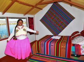 Sueños Del Titicaca Logde, guest house in Puno