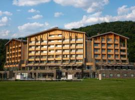 Chenot Palace Gabala, hotel em Gabala